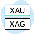 XAU XAG Icon
