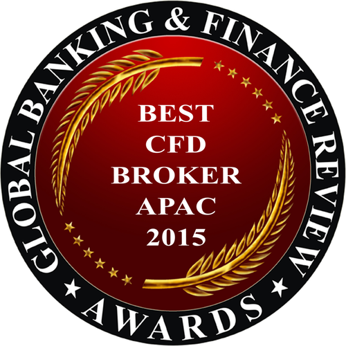 2015 - Best CFD Broker APAC Award