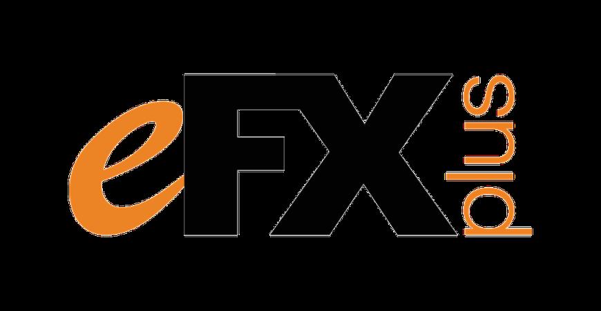 eFXplus Logo