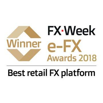 2018 - Best Retail FX Platform